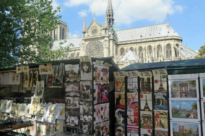 bouquinistes of Paris