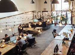 coworking spaces in Paris