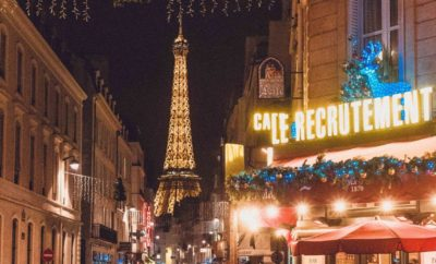 Paris at Night, what you can do in the city at night