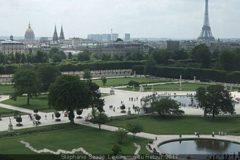 Tuileries, info on the amusement park