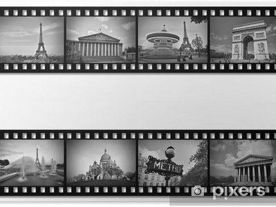 Movie Places in Paris to go