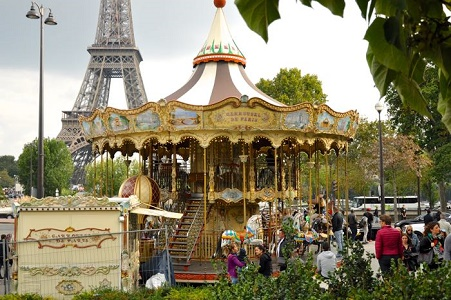 paris with kids 2 days