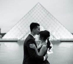 couple in paris instagram pictures