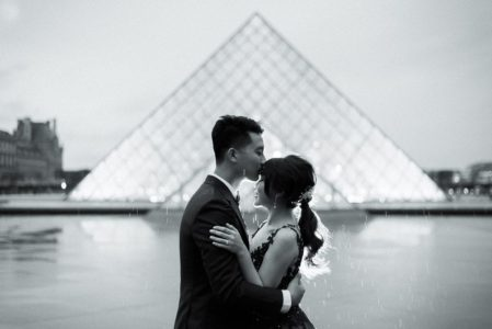 How to take the best couple photoshoot in Paris
