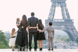 Paris for a family, tips
