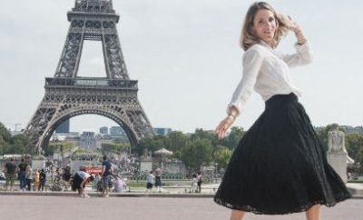Paris for Ladies info and advice