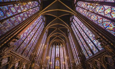 Churches in Paris to see