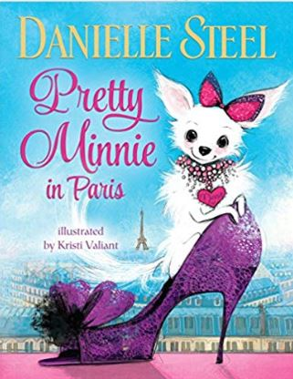 Pretty minnie paris books for children