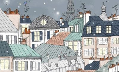 Best Books for Children and Kids about Paris, Cartoons and Toys