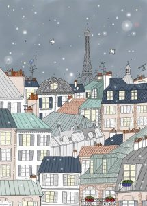 books for children and kids about paris
