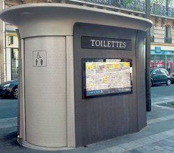 public toilet sanisettes paris