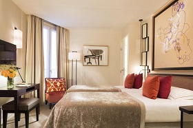 baltimoral champs elysees hotel paris arrondissement 17