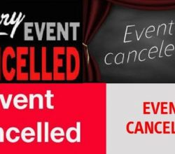 events cancelled due to coronavirus in paris