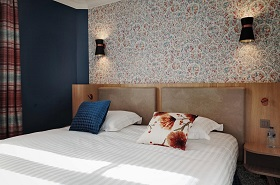 hotel comete paris arrondissement 20