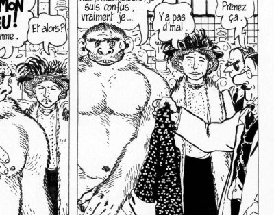 Comics about Paris and comics stores in Paris