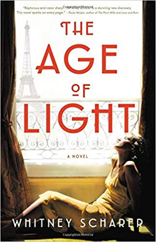 the age of light book paris novel