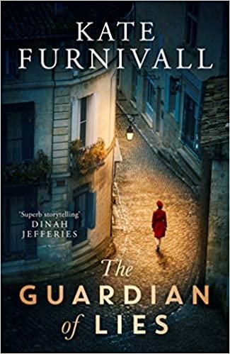 the guardian of lies paris novel book