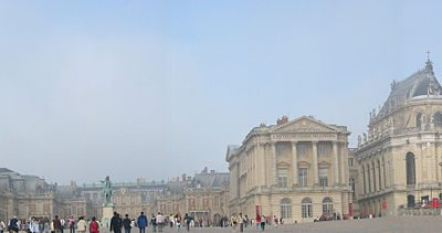 How to visit Versailles from home