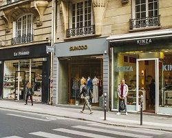best shopping streets in paris