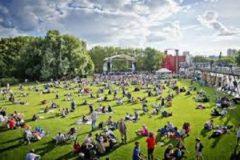parc de la villette paris summer 2020