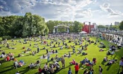 Summer 2020 events, Parc de la Villette