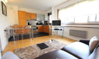 Short stays apartment in Paris arrondissement 9