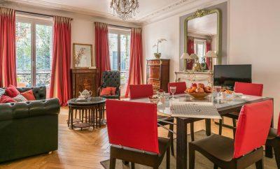 Short rental apartment in Paris arr. 2