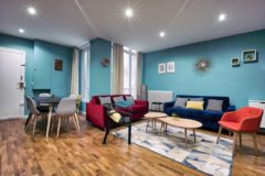 apartment in saint-lazare