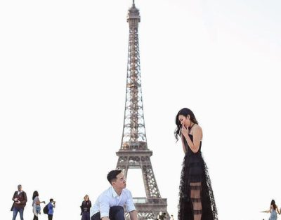 Making a proposal in Paris, where to go