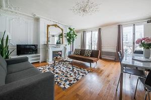 Luxury Apartments in Paris