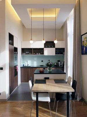apartment in rue du temple