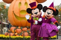Halloween 2020 at Disneyland Paris
