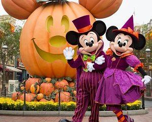Halloween 2020 at Disneyland Paris