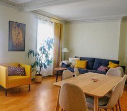 parisian family apartment
