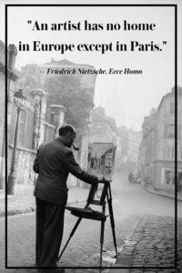 Quotes for IG captions about Paris