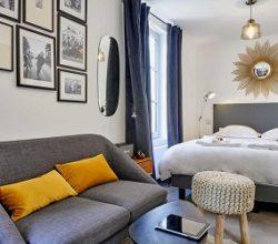 accommodation in arrondissement 2 paris