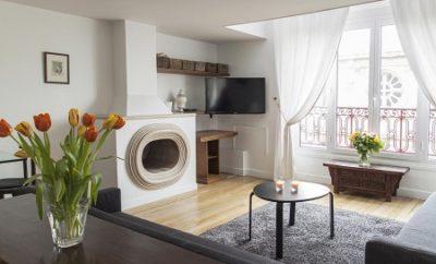 Apartment in Paris arr. 7