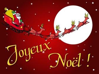 merry xmas french