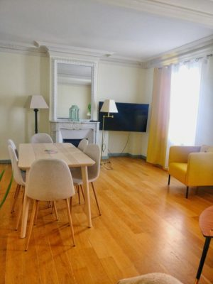 accommodation for families in paris