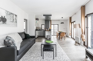 Apartment for short rentals in Paris arr. 2