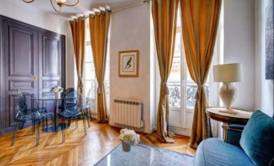 Accommodation near Paris city center