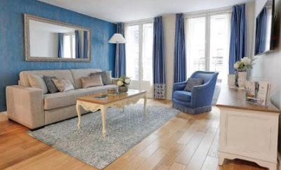 Short rentals apartment near the Louvre