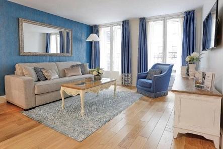short rentals apartment louvre
