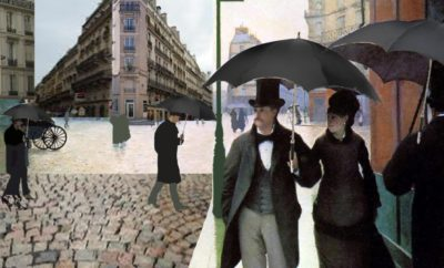 What to do in Paris when it rains?