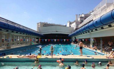 The 2 best pools in Paris
