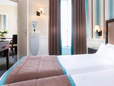 Luxury aparthotel in Paris