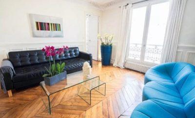 Luxury accommodation near the Louvre
