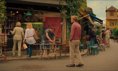 Midnight in Paris filming locations outside Paris
