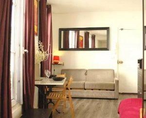 Short rentals apartment in Paris arrondissement 5