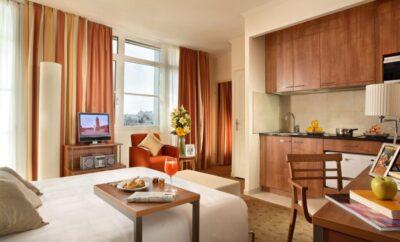 Short stays apartments in Paris